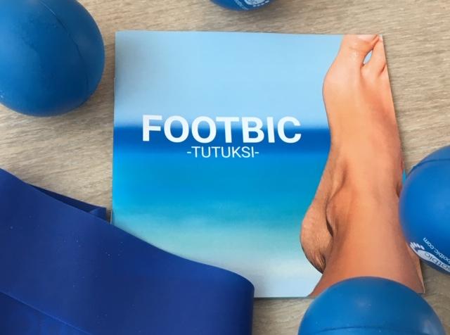 Footbic - jumppaa jaloillesi - proKeho