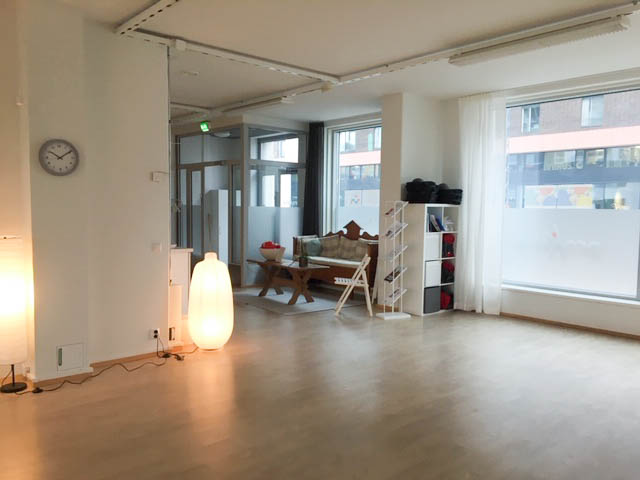 Prokehon Studio Helsingin Jätkäsaaressa